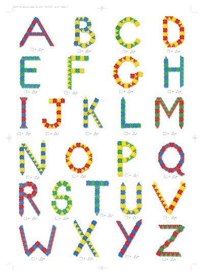 Klocki edukacyjne Morphun, nauka przez zabawę, budowanie liter